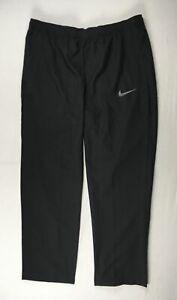 Nike Athletic Pants Men's Black Dri-Fit NEW Multiple Sizes