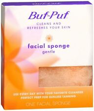 Buf-Puf Gentle Facial Sponge 1 Each (Pack of 3)