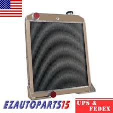 Radiator For John Deere 410b 410c 410d 415 510b 510c D 515 610 At146006 169770