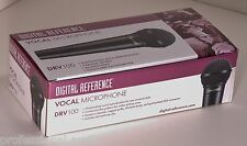 6 Qty. Digital Reference Drv100 Cardioid Dynamic Vocal Microphone New