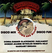 Get Down and Boogie Disco Mix feat. Parliament Vinyl Lp