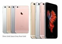 Apple iPhone 6S 128GB 64GB 32GB 16GB - FACTORY UNLOCKED- IOS - 4G LTE