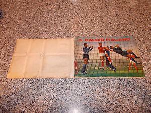 ALBUM figurine IL CALCIO ITALIANO SIDAM 1959 1960 COMPLETO ORIG.BUONO CALCIATORI