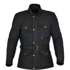 Oxford Bradwell British Millerain Waxed cotton Jacket, like Barbour or Belstaff
