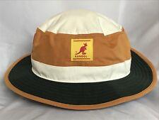 New Authentic Kangol Bucket Hat Vintage Gold 1983 Hero L