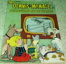 Dennis the Menace Television Special 1, FN/VF (7.0) 1961, 50% off Guide!
