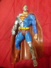 CYBORG SUPERMAN   *LOOSE figure DC UNIVERSE CLASSICS
