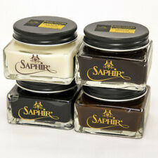 Saphir Medaille D'or Oiled Leather Cuir Gras Cream for oily skin 75 ml