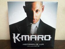 CD Single - K MARO - Histoires de Luv - Strip Club - 2005