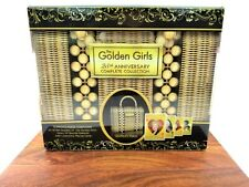 Rare Golden Girls 25th Anniversary Complete DVD Collection Sophia's Purse Case