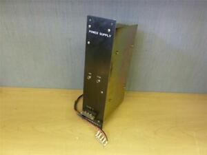 Fanuc Elco HMC-1B EPC Power Supply 5/12V  Input 100 VAC  EPC-Power Supply(13077)