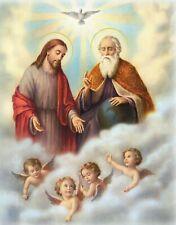 Holy Trinity - 8 x 10 print (No Frame)