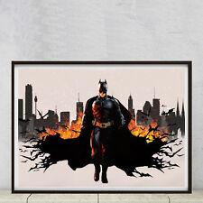 Batman, Alta Calidad A2 Cartel Impresora En Buen Arte Matt 250gsm Papel Fotográfico