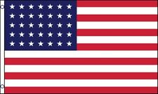 New 3'x5' 35 Star Historical Civil War Us American Flag Polyester