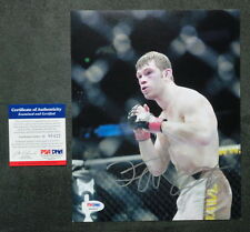 Forrest Griffin Hot signed UFC MMA 8x10 photo PSA/DNA cert