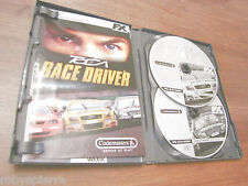 2 cd rom per pc videogioco race driver racedriver toca 2003 fx interactive italy