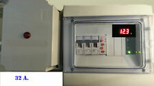 Quadro 32A comm/inverter-off per Inverter con Reg.re Carica Integrato 24/48V