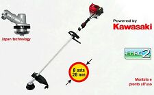 DECESPUGLIATORE a scoppio KAWASAKI TJ 45 E 45,4 cc *MADE IN ITALY* + ACCESSORI