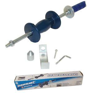 SIiverline Sliding Slide Hammer Panel Dent Bearing Gear Puller Kit Body Tool