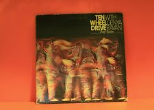 TEN WHEEL DRIVE WITH GENYA RAVEN - BRIEF REPLIES - 70 POLYDOR LP VINYL RECORD -W