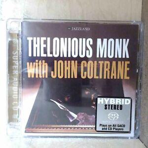 Thelonious Monk with John Coltrane (CD, 2003, Riverside) g86