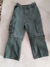 Boy Scout Switchback pants - Canvas old style - Boys Size 26 x 22