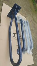 DISABLED GRAB RAILS ( 4 PACK) IN DARK BLUE. NEW OLD STOCK