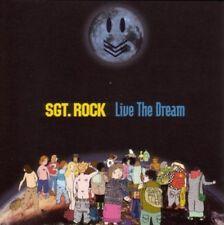 CD musicali live rock