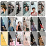 Harry Styles Tempered Glass Phone Case for iPhone 11 Pro XR X XS Max 8 7 6s Plus