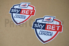 The Football League 2013-2015 SkyBet Sleeve Soccer Patch / Badge
