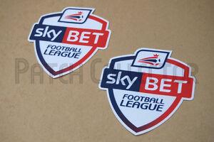 The Football League 2013-2015 SkyBet Sleeve Soccer Patch / Badge