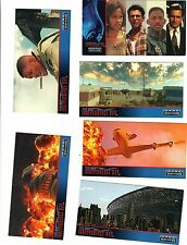INDEPENDENCE DAY -- Complete wide vision trading card set -- 1996 release