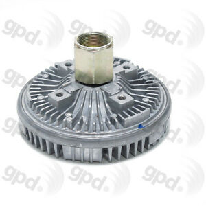 Fan Clutch Global Parts Distributors 2911272