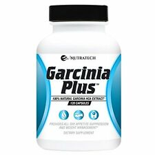 Garcinia Plus- 100% Pure and Natural Organic Garcinia (No Synthetics) with HCA!