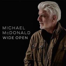 Michael Mcdonald - Wide Open (NEW CD)