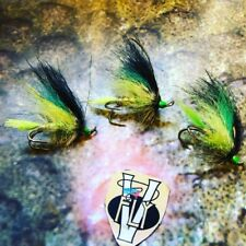 3 V Fly Size 9 Ultimate Alta Greenlander Salar Double Salmon Flies