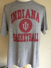 Indiana Hoosiers Basketball Original Vintage 80's 90's Bike T-Shirt Sz Large Xl