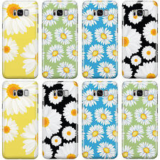 NEW DAISY SUMMER FLORAL FLOWERS PHONE CASE COVER FOR SAMSUNG GALAXY PHONES 2