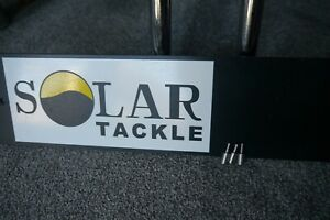 SOLAR KIT-OFF INDICATOR BRACKET ADAPTOR X3 USED CARP COARSE FISHING TACKLE GEAR