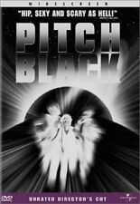Pitch Black (DVD, 2000, Unrated; Subtitled French) WORLDWIDE SHIP AVAIL!
