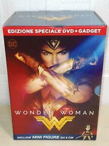 WONDER WOMAN - EDIZIONE SPECIALE - DVD + GADGET MINI FIGURE