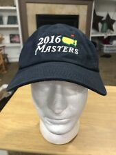 2016 The Masters Golf Tournament Augusta Georgia American Needle Baseball Hat