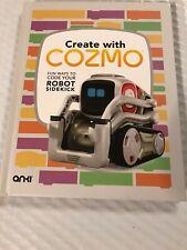 Anki Kid's Coding Book Create with Cozmo Fun Ways to Code Your Robot Sidekick