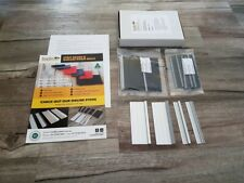 * 4mm Residential Sample Pack - Garage Door Brush Seals - Try Before You Buy