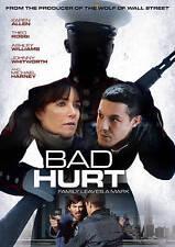 BAD HURT (DVD, 2016)