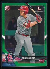Baseball Trading Cards Louis Cardinals Baseball Card 2018 Bowman Prospects Camo #BP123 Jordan Hicks St Sports Memorabilia, Fan Shop & Sports Cards