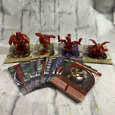 Bakugan Battle Brawlers With Playing Cards
