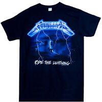 Metallica - Ride The Lightning Tracks Official Licensed T-Shirt