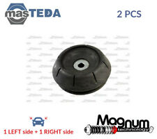 2x MAGNUM TECHNOLOGY FRONT TOP STRUT MOUNTING CUSHION SET A7X014MT I NEW
