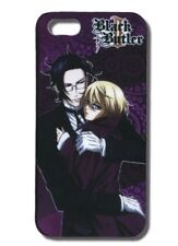*NEW* Black Butler: Claude & Alois iPhone 5 Case by GE Animation